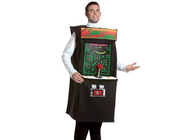 Super Snake Arcade Game Adult Costume Standard
