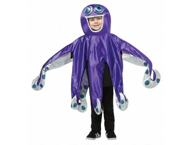 Octopus Child Costume 18-24 Months