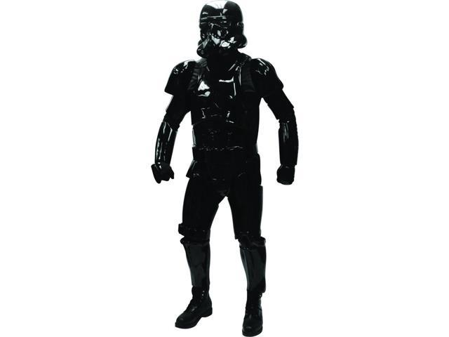 Star Wars Supreme Edition Black Shadow Trooper Costume Adult X-Large 44-52
