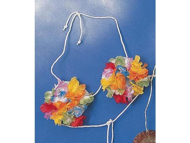 Flower Costume Bra
