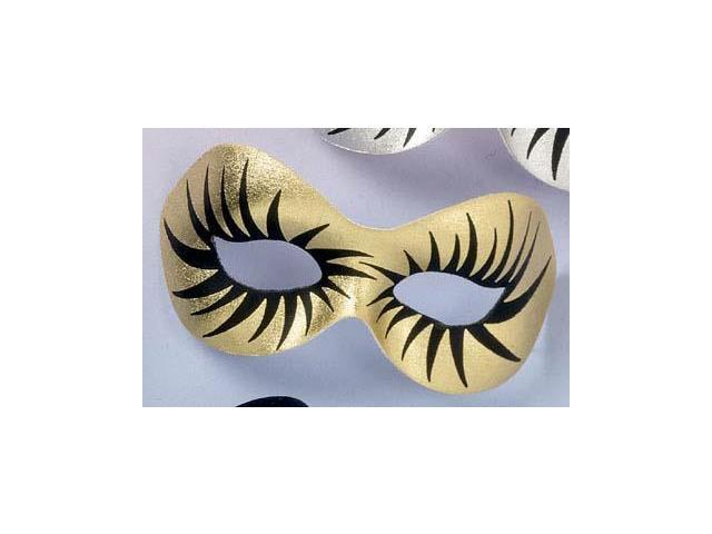 Maquillage Gold Costume Eye Mask