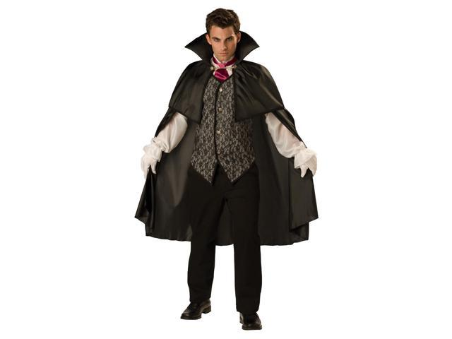 Midnight Vampire Costume Adult X-Large