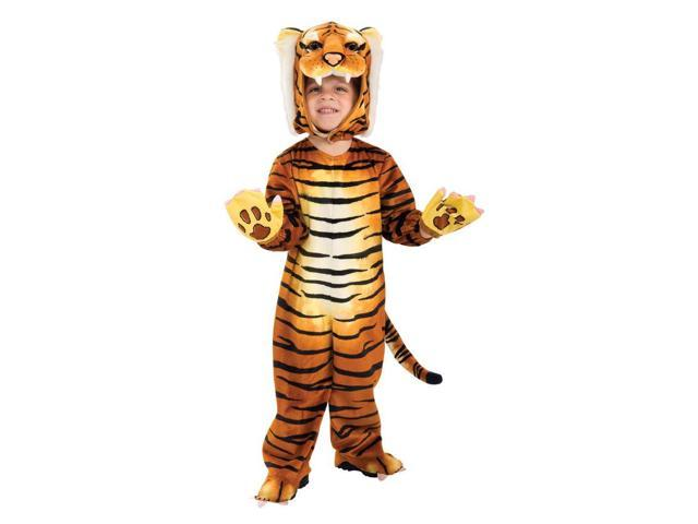 Silly Safari Tiger Costume Child Toddler 2T-4T