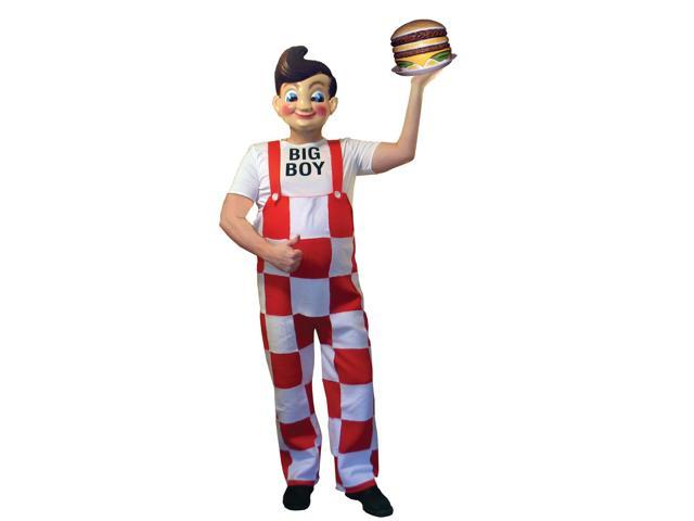 Big Boy Deluxe Adult Costume Standard