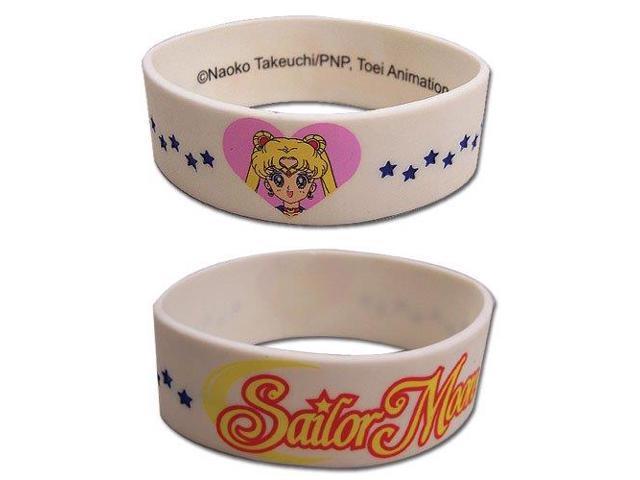 Sailor Moon Love Sailor Moon PVC Wristband