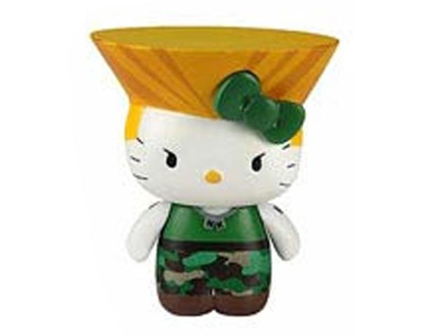 Street Fighter X Sanrio Mobile Plug Charm Guile