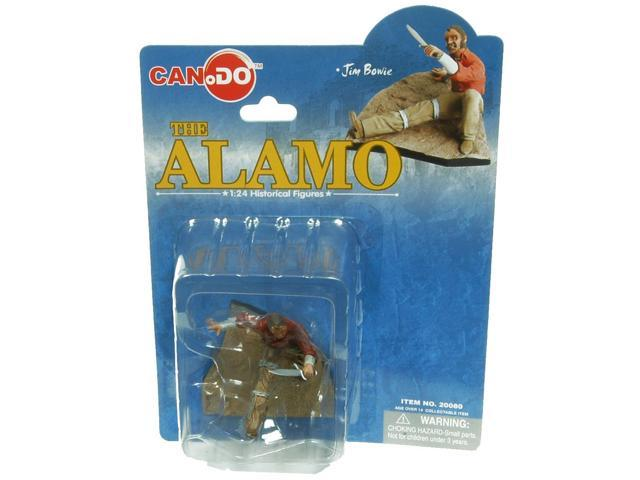 1:24 Scale Historical Figures The Alamo Figure A Jim Bowie