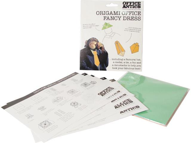 Origami Office Fancy Dress Antics Kits