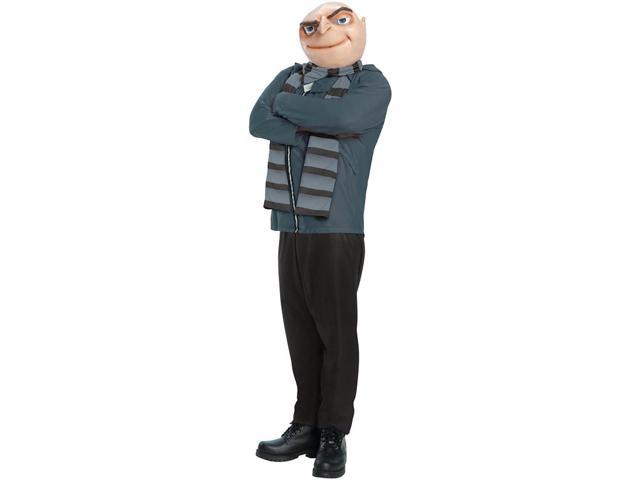 Despicable Me 2 Gru Costume Adult One Size Fits Most
