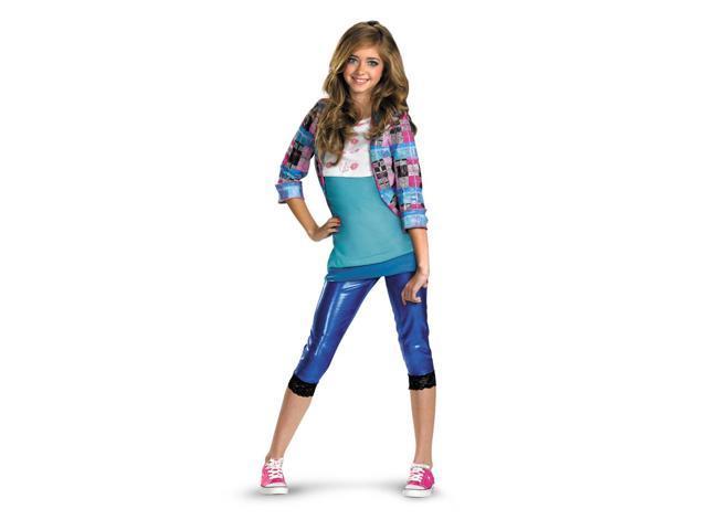 Disney Shake It Up Season 2 Cece Classic Costume Child Tween Medium 7-8