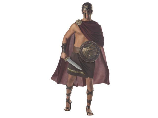 Spartan Warrior Costume Adult Large