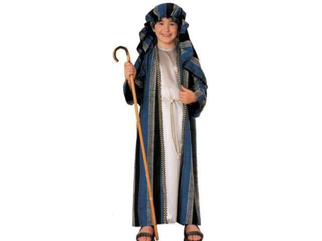 Biblical Shepherd Deluxe Child Costume Medium