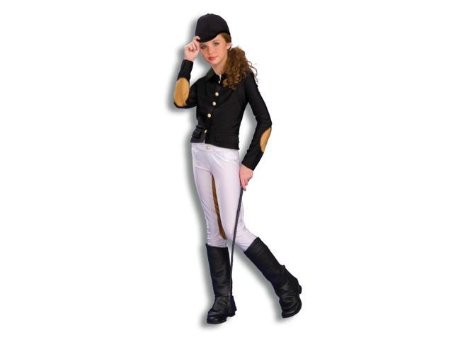 Equestrian Jockey Horse Rider Costume Child Large