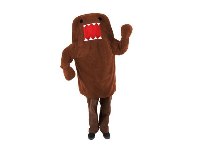 Domo Costume Adult Large/X-Large