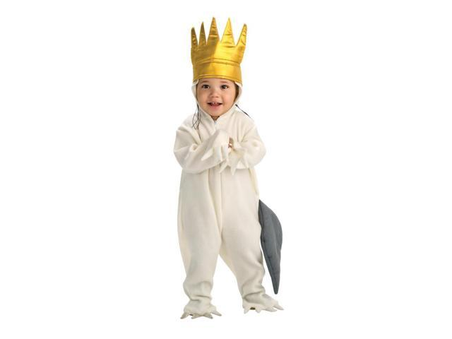 Where The Wild Things Are Max EZ-on Romper 0-6 Months