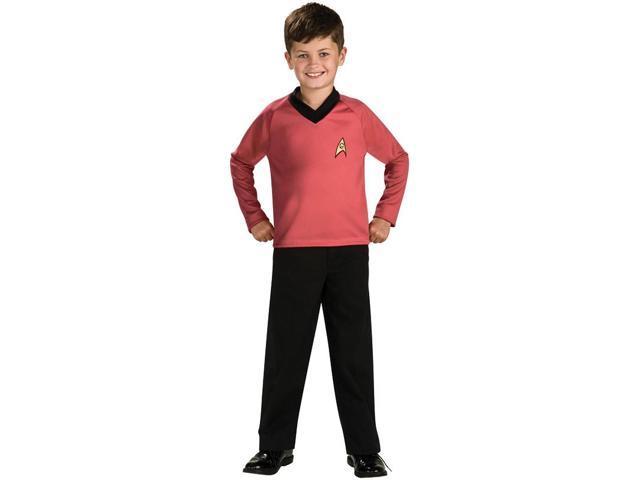 Star Trek Scotty Costume Child Medium