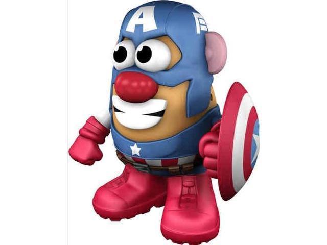 Mr. Potato Head Marvel Captain America 6
