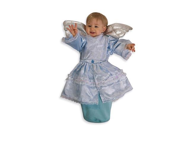 Blue Angel Costume Baby Bunting 0-9 Months