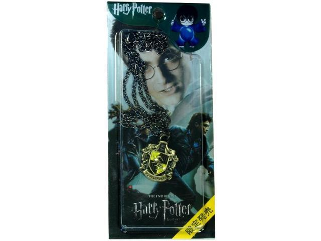 Harry Potter Hufflepuee Necklace