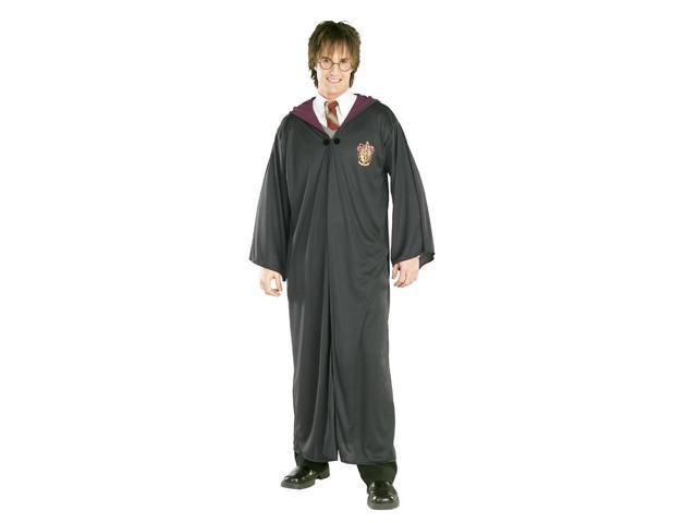 Harry Potter Deathly Hallows Harry Potter Robe Costume Adult Standard