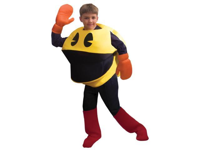 Pac-Man Deluxe Child/Toddler Costume Standard