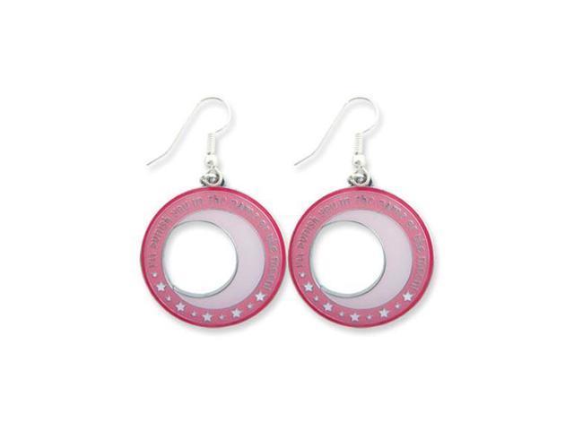 Sailor Moon Crescent Symbol Earrings