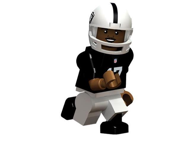 Oakland Raiders NFL OYO Minifigure Denarius Moore