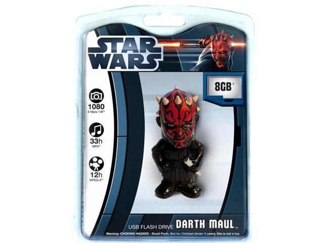 Star Wars 8 GB USB Flash Drive Darth Maul