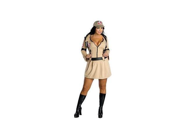 Sexy Female Ghostbusters Costume Plus Costume Plus Size