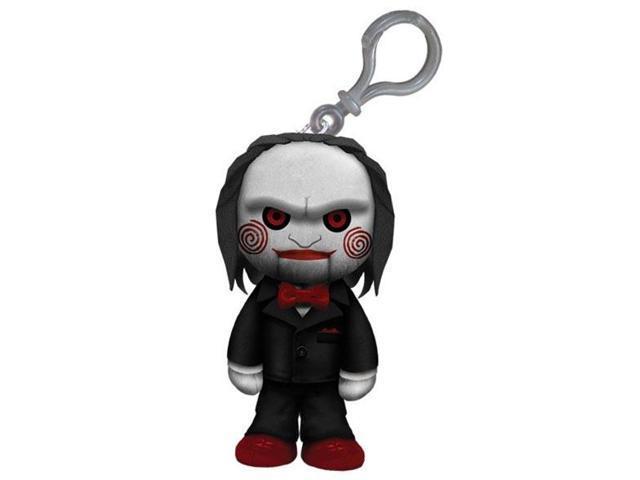 Saw Puppet Mini Plush Clip-On