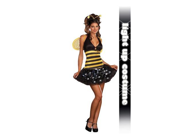 Sexy Miss Bee Delightful Costume Adult X-Large