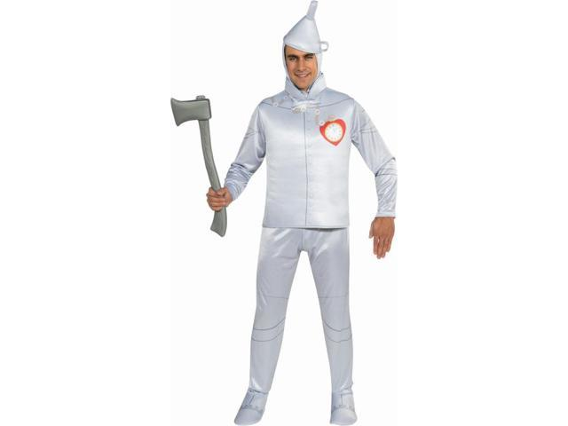 The Wizard Of Oz Tin Man Costume Adult One Size Fits Most