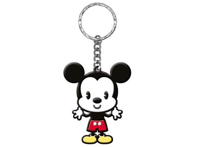 Disney Cuties Soft Touch PVC Key Ring: