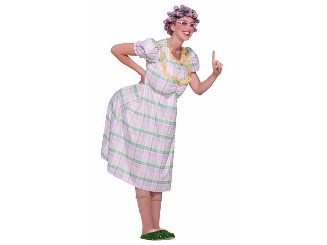 Aunt Gertie Old Lady Costume Adult Standard