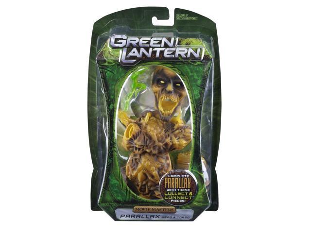 Green Lantern Movie Masters Parallax Head & Torso