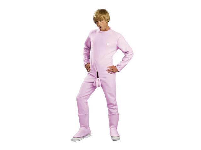 Bruno Pink Outfit Costume Adult Standard