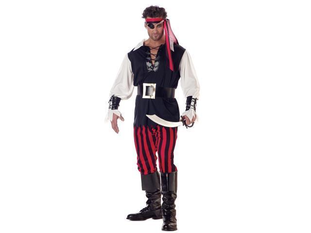 Cutthroat Pirate Costume Adult X-Large