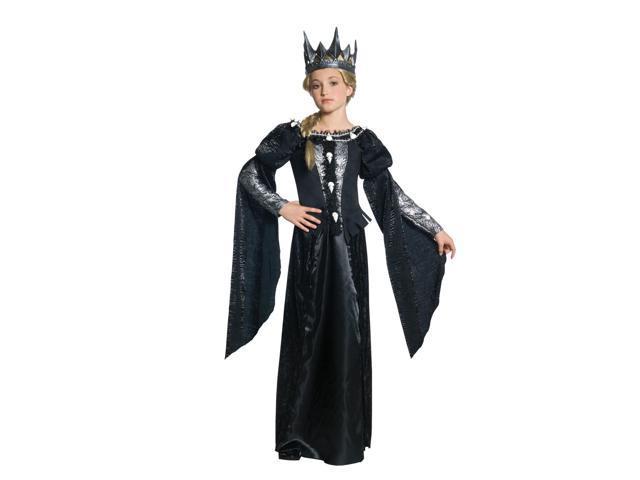 Snow White & The Huntsman Queen Ravenna Costume Tween Small 4-6