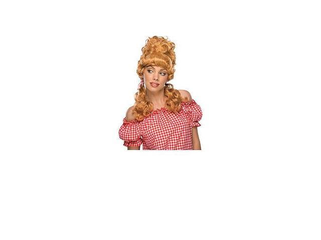 Mary Anne Blonde Costume Wig
