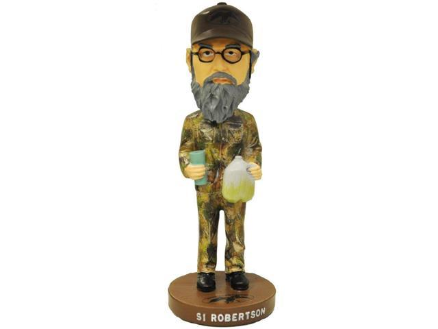 Duck Commander Duck Dynasty Si Robertson Bobble Head