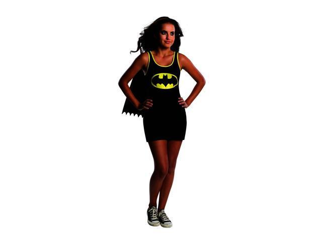 DC Comics Batgirl Tank Dress Teen Costume Medium