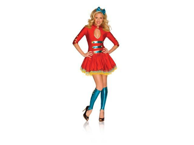 Sexy Band Leader Majorette Adult Costume Large