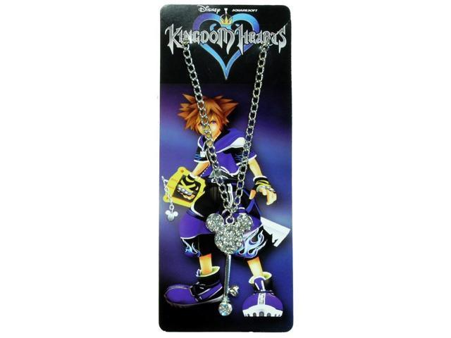 Disney Kingdom Hearts Mickey Mouse Necklace Charm