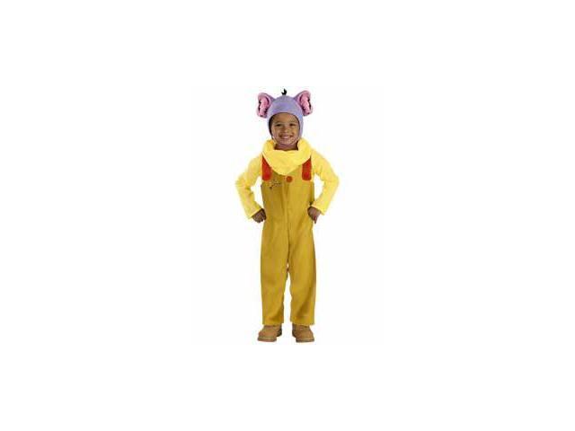 Koala Brothers Buster Toddler Costume Medium 3-4T