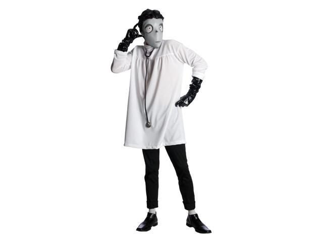 Frankenweenie Victor Frankenstein Costume Adult One Size Fits Most Up To 44
