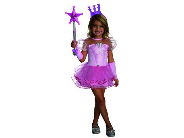 Wizard Of Oz Glinda Tutu Child Costume Medium