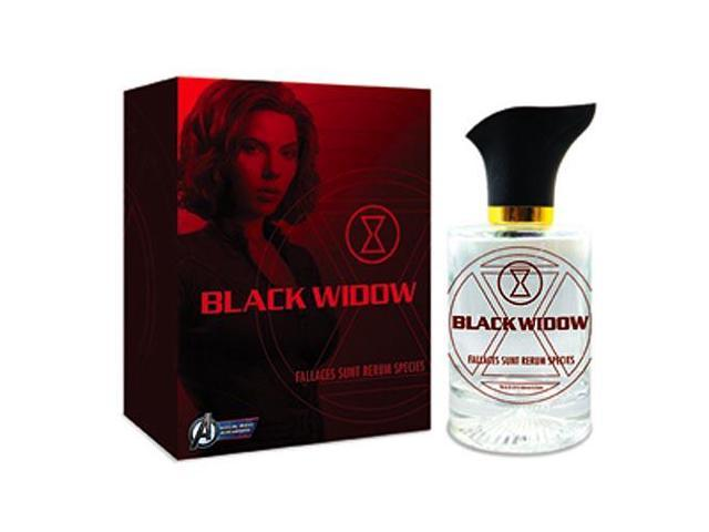 The Avengers Black Widow Marvel Perfume 50 mL