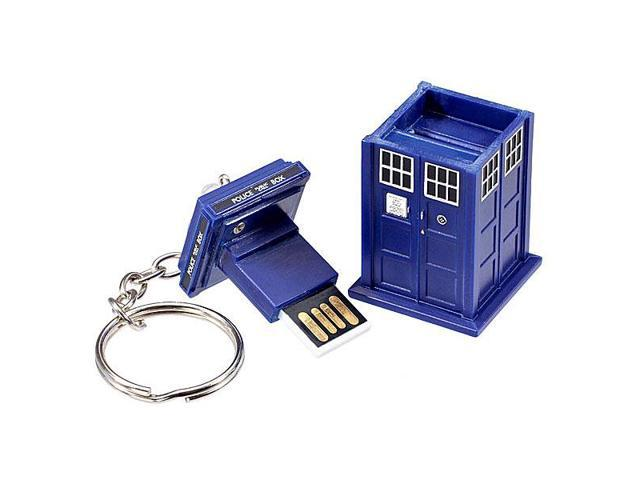 Doctor Who Tardis 8GB USB Memory Stick