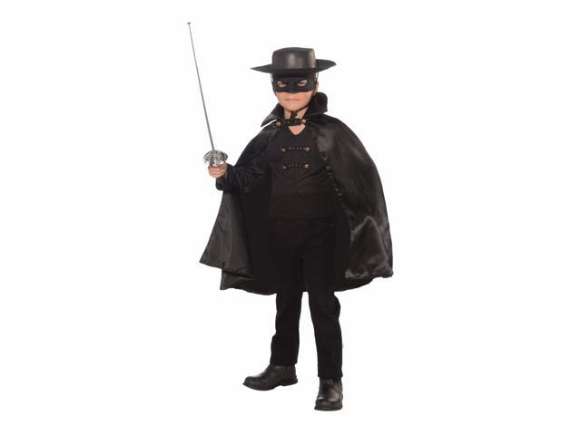 Masked Bandito Costume Child Medium