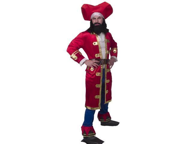 Captain Morgan Rum Runner Costume Adult Standard